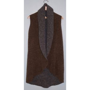 Anthropologie Moth XS/SM Cardigan Vest Sweater